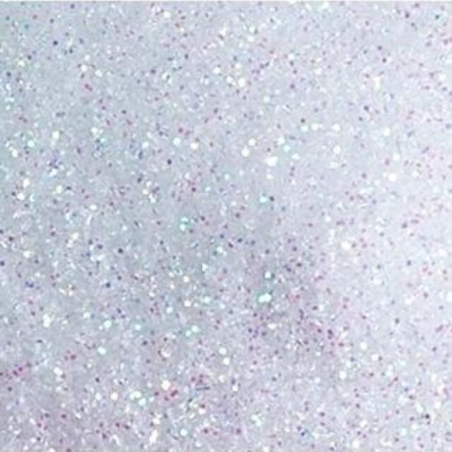 20g Pack of Iridescent White Fine High Quality Glitter 4 Craft Or Nail Art £1.00