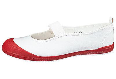 New Autentic Japanese school shoes RED size.us6 cosplay Uwabaki Uwagutsu K-ON