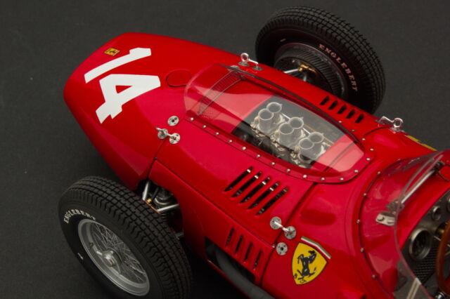 Exoto XS 1958 Ferrari Dino 246 F1 / Mike Hawthorn / GP of Italy / #GPC97218