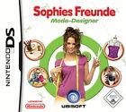 Sophies Freunde: Mode-Designer (Nintendo DS, 2009)