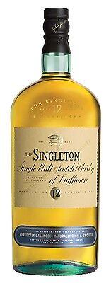 Singleton of Dufftown, 12 Jahre, Speyside, Single Malt Whisky, 0,7 l.