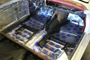 Mercedes Benz Floor Insulation 230sl 250sl 280sl 190sl 113