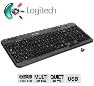 Logitech-Compact-Wireless-2-4GHz-Keyboard-K360-For-PC-Laptops