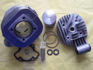 simson motor tuning zylinder set zylinderkopf 63 ccm kr51. Black Bedroom Furniture Sets. Home Design Ideas