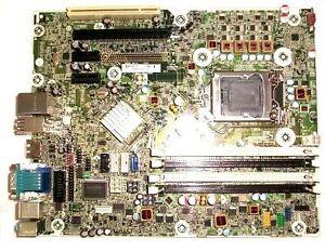HP HP 615114-001 Pro Microtower Desktop Board Motherboard, LGA 1155, Intel  Motherboard