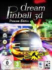 Dream Pinball 3D - Premium Edition (PC/Mac, 2010, DVD-Box)