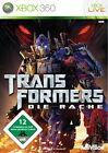 Transformers: Die Rache (Microsoft Xbox 360, 2009, DVD-Box)