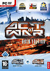 Act Of War - Gold Edition (PC, 2006, DVD-Box)