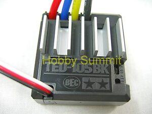 Tamiya  TEU-105 BK  Electronic Speed Controller ESC  w/ BEC  R/C Car 90549