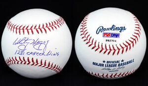 Whitey-Herzog-SIGNED-ROMLB-Baseball-1281-Career-Wins-PSA-DNA-AUTOGRAPHED