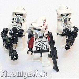 SW147-III-x3-Lego-Star-Wars-ARF-Elite-Clone-Trooper-Minifigures-7914-9488-NEW