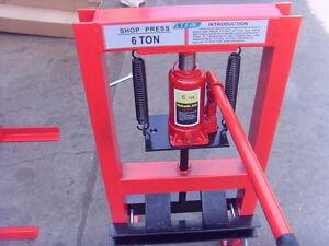 6-Ton-Industrial-Hydraulic-Workshop-Garage-Shop-Press-NEW-CT187-2-year-warranty