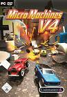 Micro Machines v4 (PC, 2006, DVD-Box)