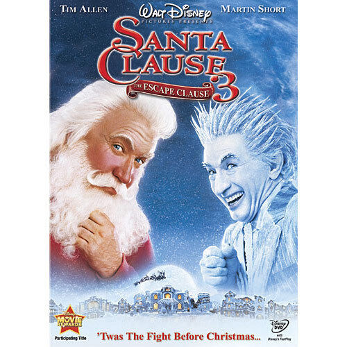 The Santa Clause Trilogy Cdon