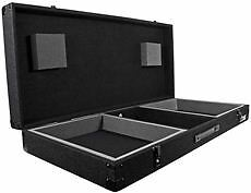 Odyssey-CBM10E-Black-DJ-Battle-Coffin-Case-for-Two-2-Turntables-10-Mixer