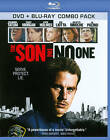 The Son of No One (Blu-ray/DVD, 2012, 2-Disc Set)
