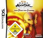 Avatar - Der Herr der Elemente: Der Pfad des Feuers -- Pyramide Software (Nintendo DS, 2010)