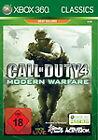 Call of Duty 4: Modern Warfare (Microsoft Xbox 360, 2010, DVD-Box)