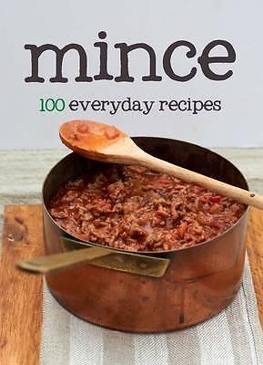100 Recipes - Mince, Parragon Book Service Ltd, New Book