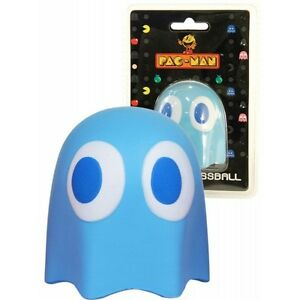 Pac-Man-Stress-Ball-Inky-Blue-Ghost-New