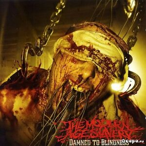 The-Modern-Age-Slavery-Damned-To-Blindness-CollectablePromo-Album-CD-Metal