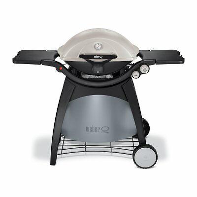 weber stephen products q320 grill ebay. Black Bedroom Furniture Sets. Home Design Ideas