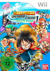 One Piece: Unlimited Cruise 1 -- Pyramide Software (Nintendo Wii, 2011, DVD-Box)