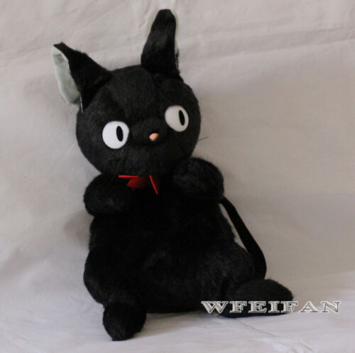 KIKI'S DELIVERY SERVICE JIJI CAT SOFT PLUSH doll Backpack bag