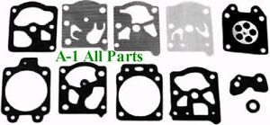 Walbro-Carburetor-Carb-Kit-D20-WAT-WA-WT-Gasket-Diaphragm-Overhaul-MADE-IN-USA