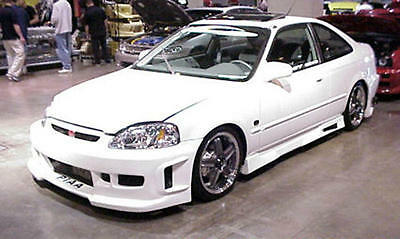 Civic 96 97 98 99 00 Honda BW Full Body kit