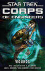 Star Trek: Corps of Engineers: Wounds by Terri Osborne, Keith R. A. DeCandido, Ilsa J. Bick, Cory Rushton (Paperback, 2008)