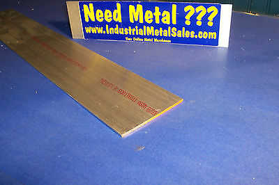 "1/8"" x 4"" 6061 T6511 Aluminum Flat Bar x 36""-Long-->.125"" x 4"" 6061 MILL STOCK"