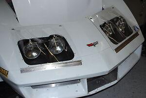 Corvette L88 FIA Headlight Kit - Pro Version Anodized   eBay