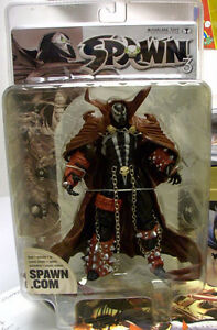 SPAWN-3-Special-Edition-MINT-IN-BOX-McFarlane-COLLECTOR-039-S-CLUB-Figure-RARE