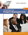 Contemporary Project Management by Timothy Kloppenborg (Hardback, 2011)