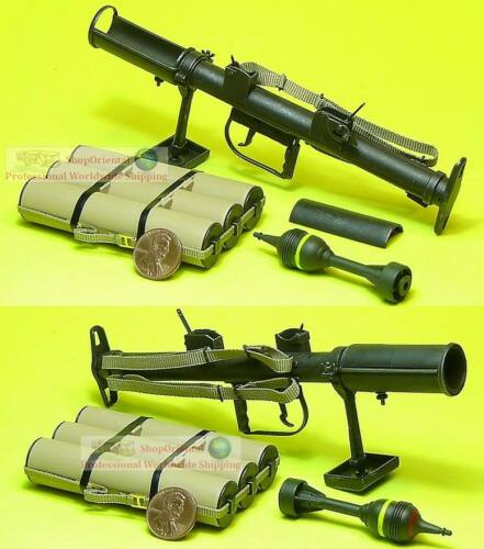 1:6 Scale Action Figure DRAGON WW2 BRITISH AIRBORNE ANTI TANK WEAPON 75027 PIAT