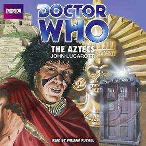 Doctor-Who-The-Aztecs-by-Lucarotti-John-Audio-CD-Book-9781445891781-NEW