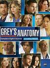 Greys Anatomy: The Complete Eighth Season (DVD, 2012, 6-Disc Set)