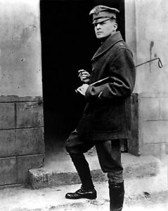 1918-General-DOUGLAS-MACARTHUR-Vintage-8x10-Photo-US-Army-Military-Print-WWI