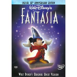 Fantasia-DVD-2000-Restored-Full-Length-Version-New-Sealed-free-shipping