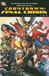 Countdown-To-Final-Crisis-TP-Vol-02-by-Antony-Bedard-Paperback-2008