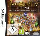 Jewel Quest IV - Heritage: Das geheimnisvolle Vermächtnis (Nintendo DS, 2011)