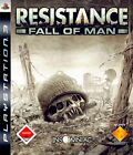 Resistance: Fall of Man (Sony PlayStation 3, 2007)
