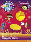 Heinemann Active Maths Northern Ireland - Key Stage 2 - Beyond Number - Pupil Book 4 - Money and Finance & Information Handling by Lynda Keith, Steve Mills, Hilary Koll (Paperback, 2012)