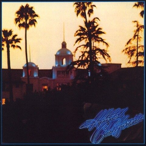 THE EAGLES Hotel California CD BRAND NEW Remastered