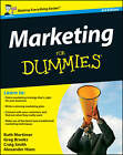 Marketing For Dummies by Ruth Mortimer, Gregory Brooks, Craig Smith (Paperback, 2012)