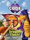 Project X Code: Dragon Dragon Clash by Jan Burchett, Marilyn Joyce, Tony Bradman, Sara Vogler (Paperback, 2012)