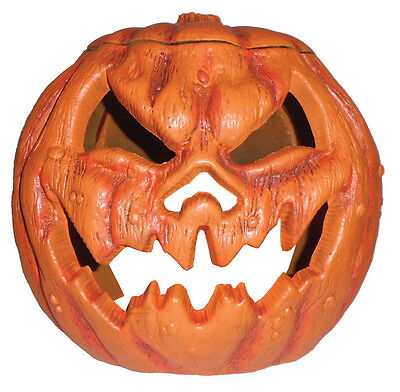 "Pumpkin Rotting Decor 17"" Tall Haunted House Halloween Prop Decor Scary Creepy"