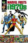 Marvel Firsts: Volume 1: 1970s by Roy Thomas, Neal Adams, Jack Kirby (Paperback, 2012)