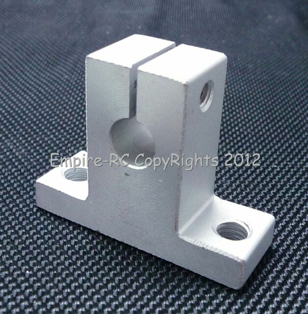 (4 PCS) SK8 (8mm) Linear Rail Shaft Support FOR XYZ Table CNC Router Milling